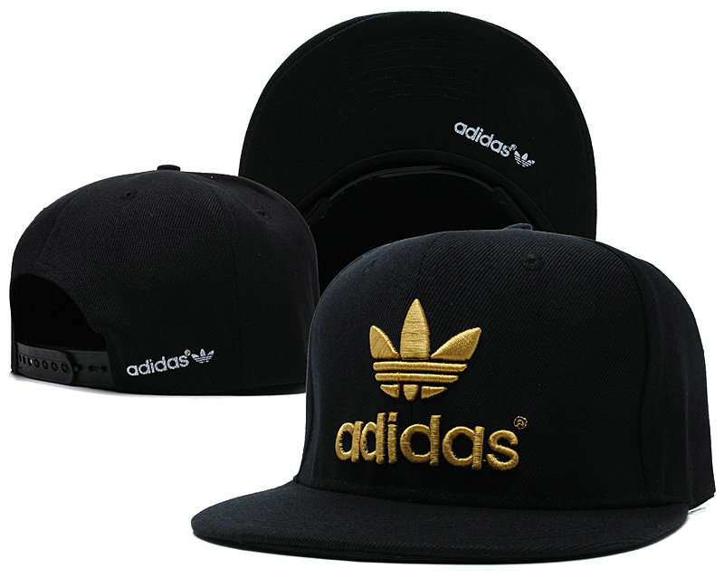 Adidas Black Snapback Hat SD 2